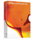 Adobe Illustrator CS3.